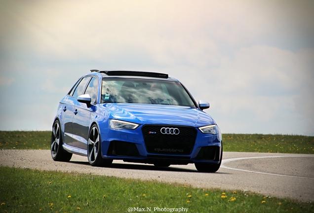 Audi MTM RS3-R Sportback 8V