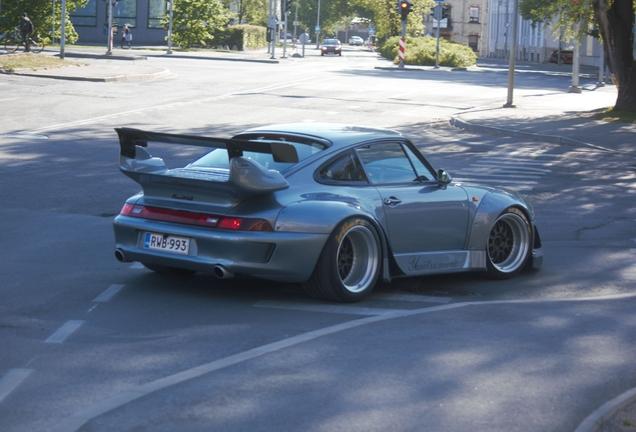 PorscheRauh-Welt Begriff 993