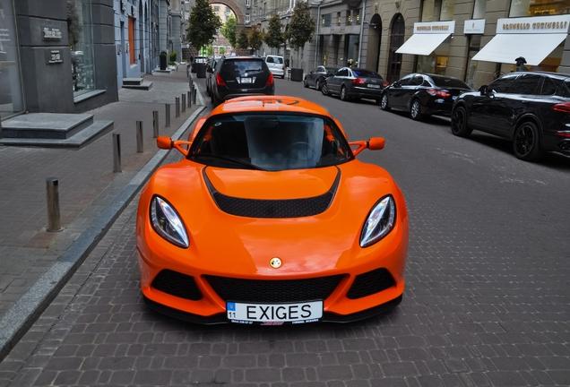 LotusExige S 2012