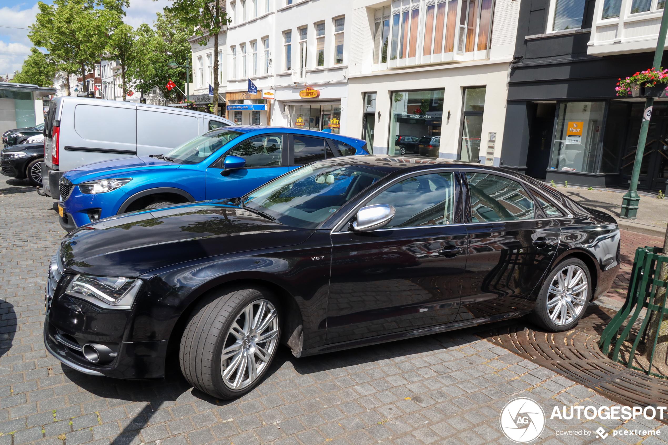 Audi S8 D4 - 6 June 2020 - Autogespot