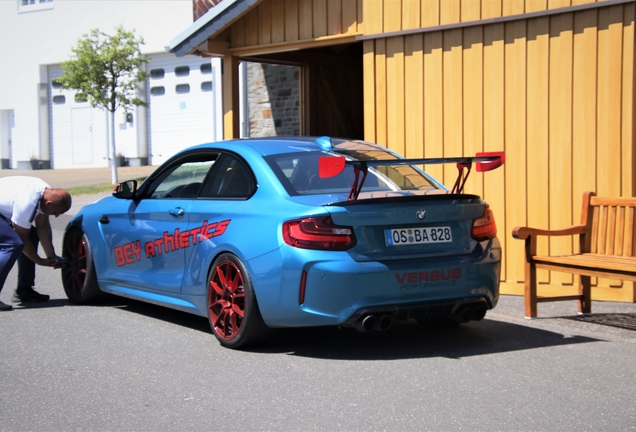BMW M2 Coupé F87 Versus Performance