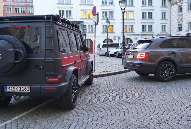 Mercedes-AMG G 63 W463 2018 LennatzTechnik Offroad