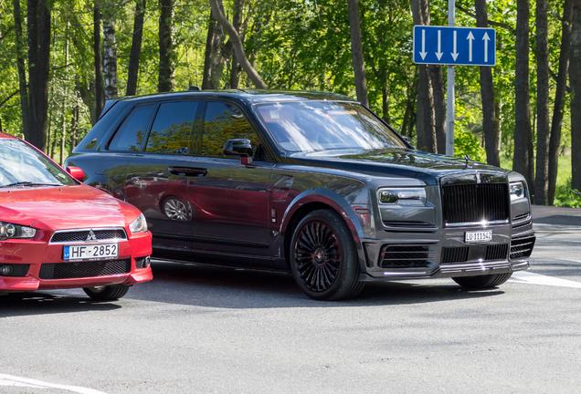 Rolls-RoyceMansory Cullinan Wide Body