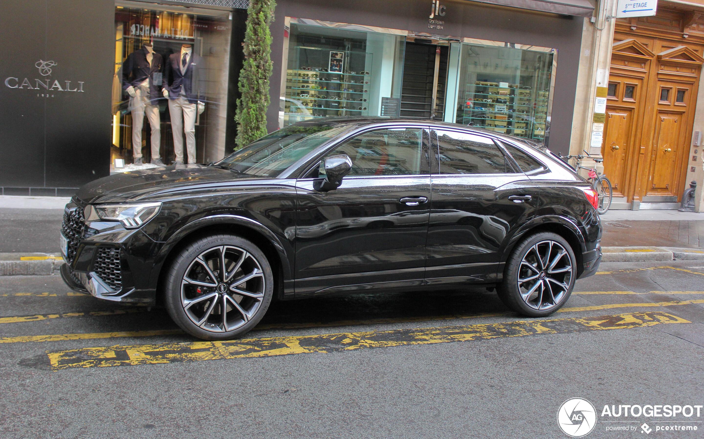 Audi Rs Q3 Sportback 2020 7 June 2020 Autogespot