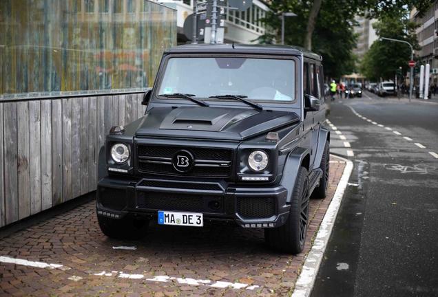 Mercedes-AMG Brabus G 63 2016