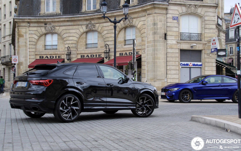 Audi Rs Q3 Sportback 2020 9 June 2020 Autogespot