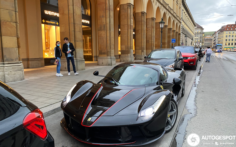 Ferrari Laferrari Aperta 9 June 2020 Autogespot