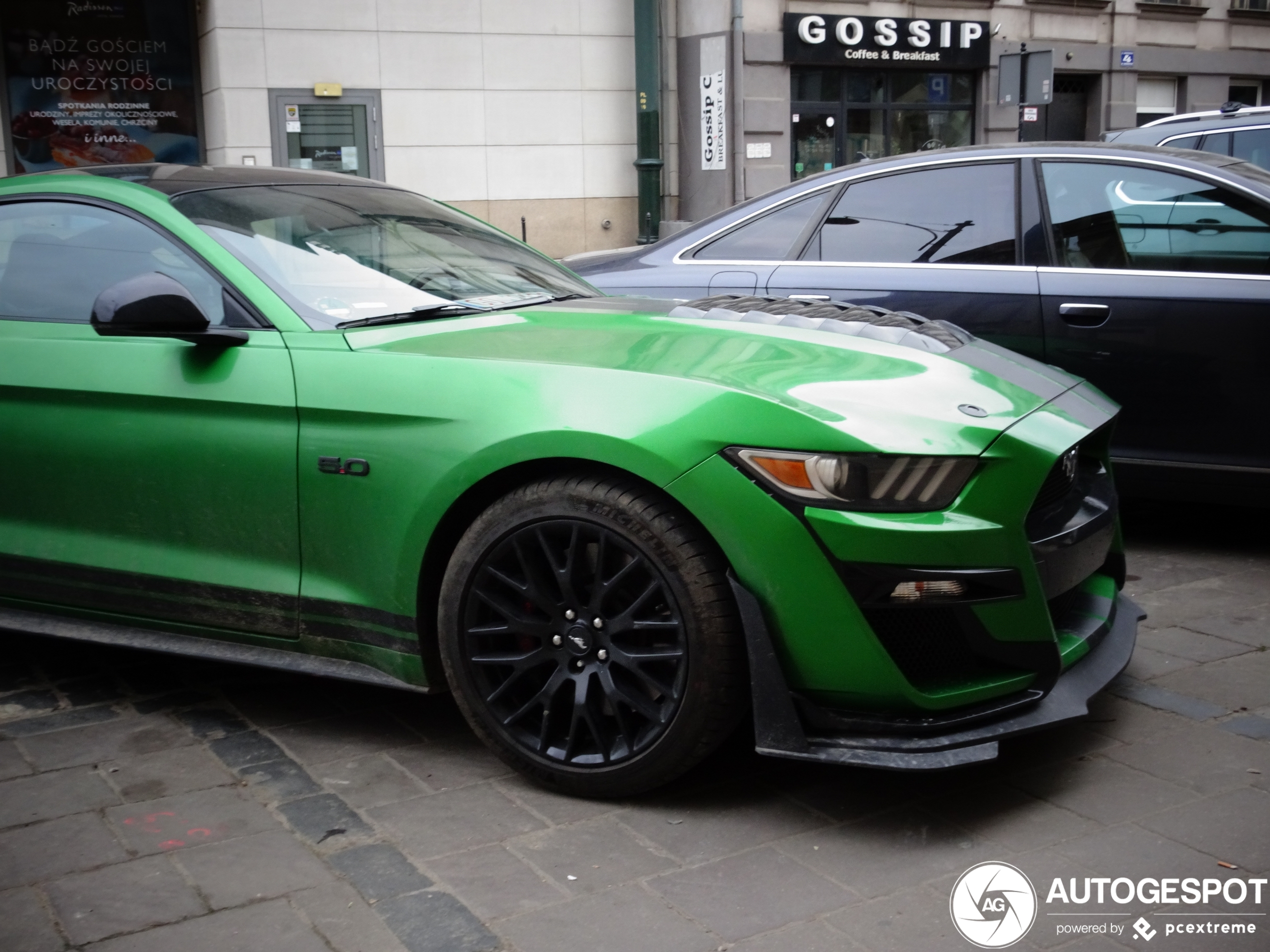 Ford Mustang GT 2018 - 10 June 2020 - Autogespot