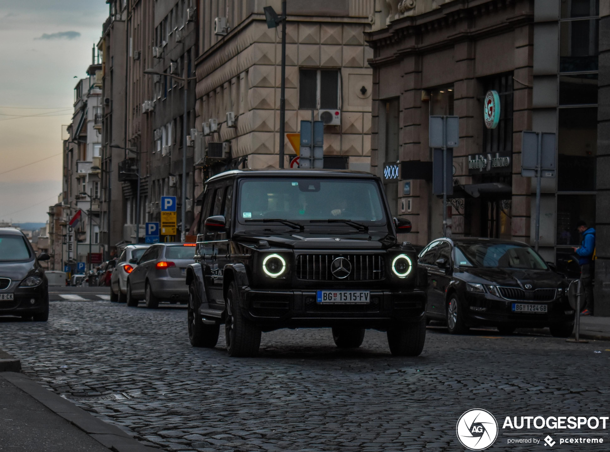 Mercedes-AMG G 63 W463 2018 Edition 1
