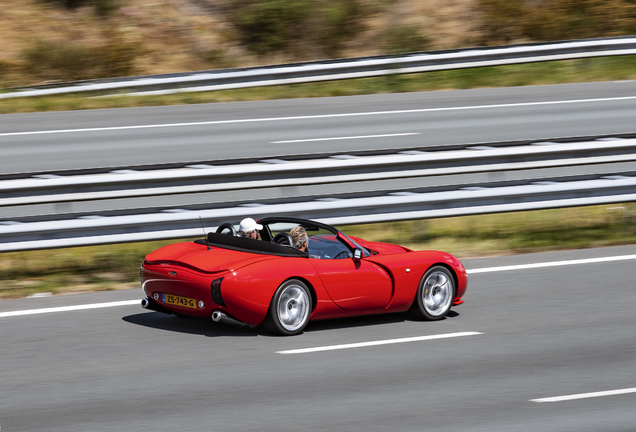 TVR Tuscan S MKII Convertible