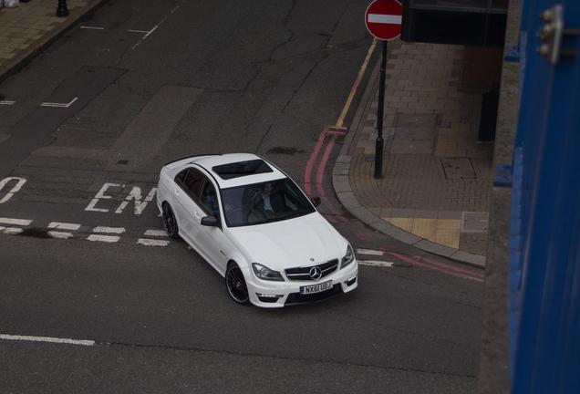 Mercedes-Benz C 63 AMG Edition 125