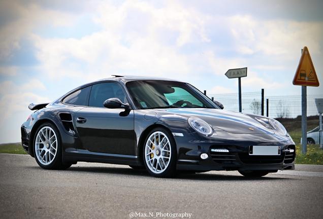 Porsche 997 Turbo S