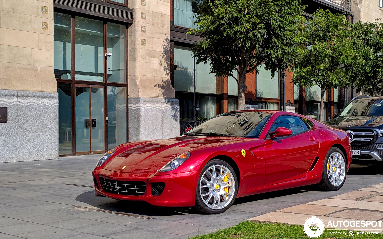 Ferrari 599 Gtb Fiorano 12 June 2020 Autogespot
