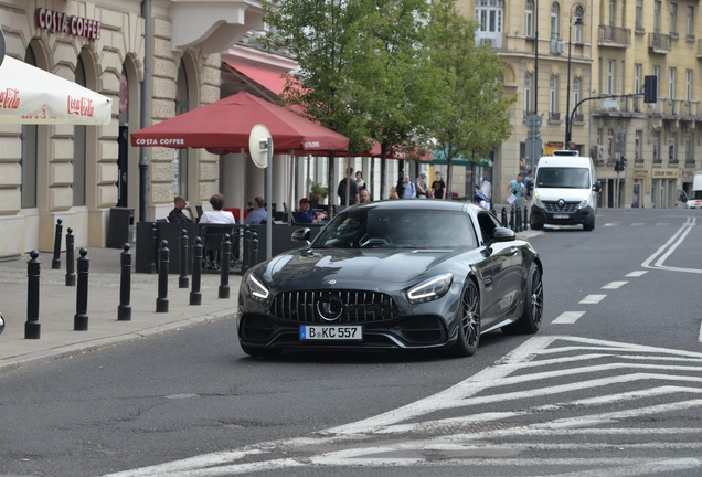 Mercedes-AMG GT C C190 2019
