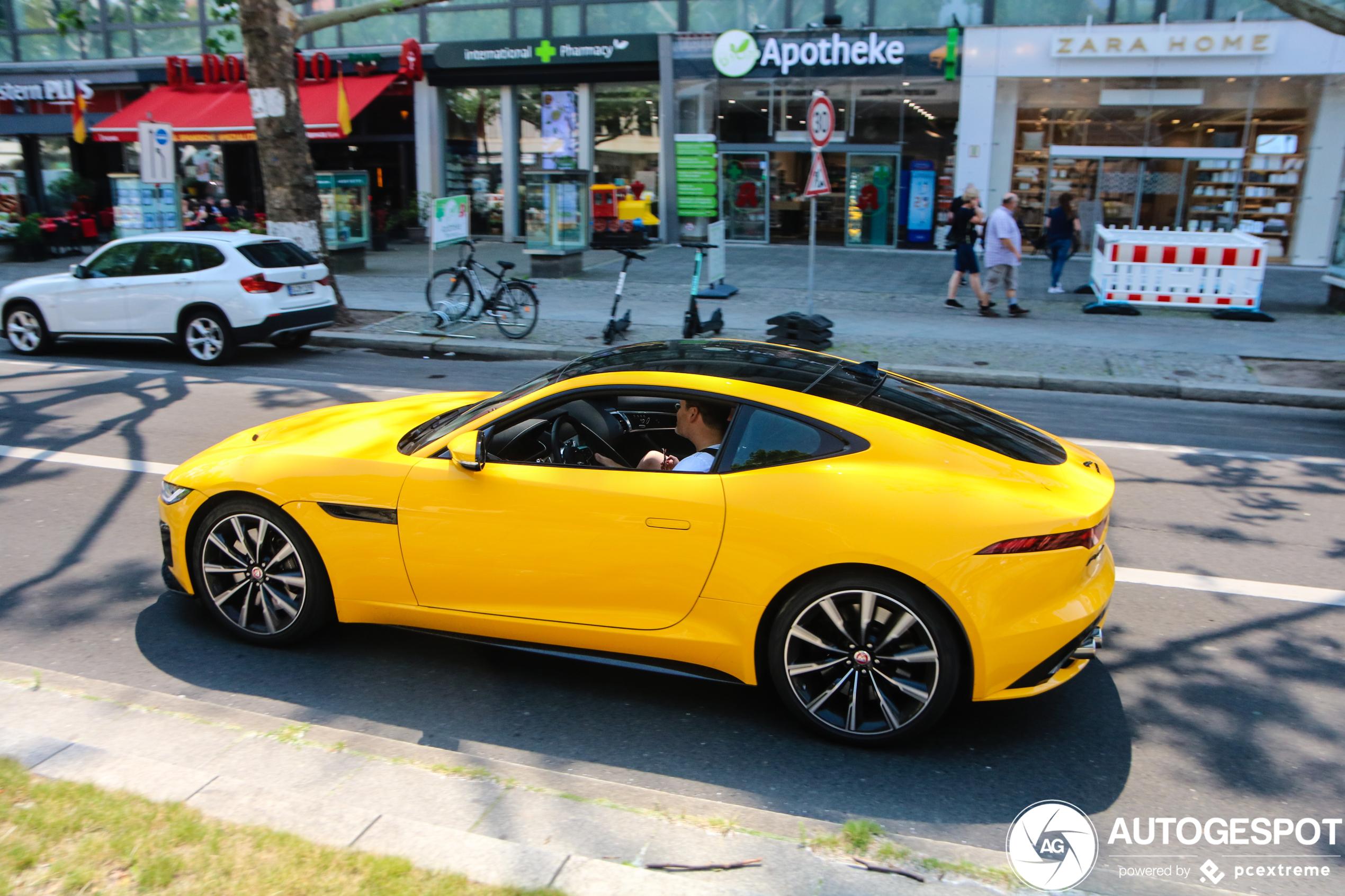 Jaguar F-TYPE R Coupé 2020 - 13 juni 2020 - Autogespot