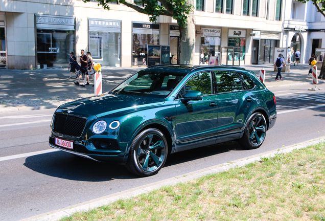 Bentley Bentayga Hybrid Berlin Edition