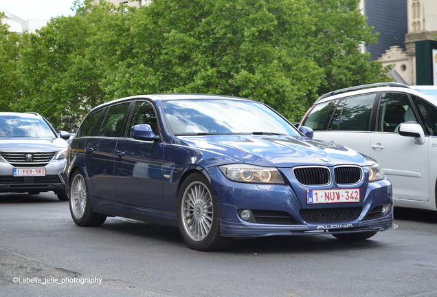 Alpina D3 Bi-turbo Touring 2009