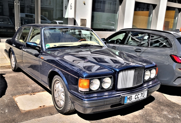 Bentley Brooklands R Mulliner