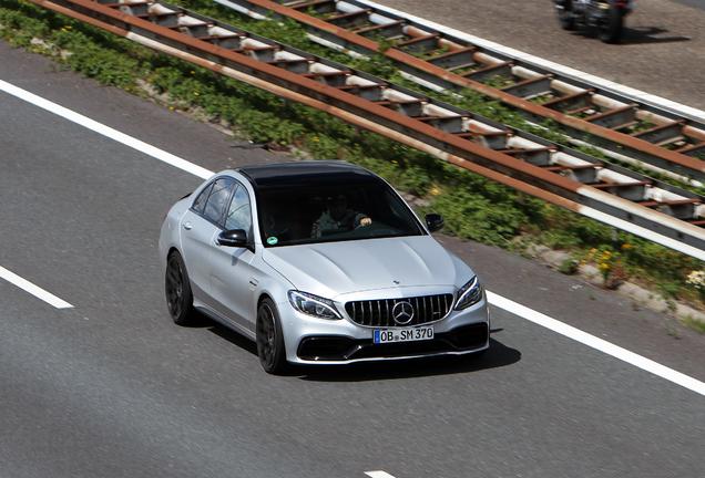 Mercedes-AMG C 63 W205