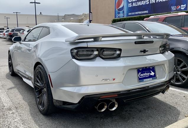 Chevrolet Camaro ZL1 2019