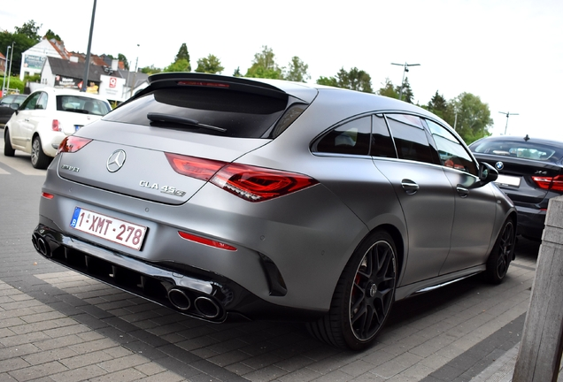 Mercedes-AMG CLA 45 S Shooting Brake X118