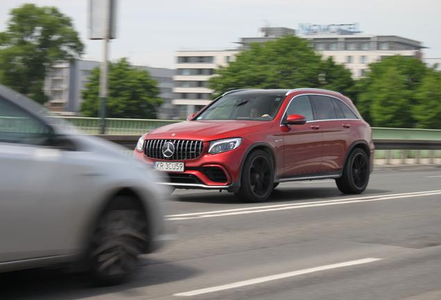 Mercedes-AMG GLC 63 X253 2018