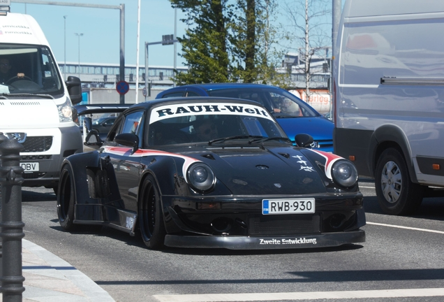 Porsche Rauh-Welt Begriff 930 Turbo