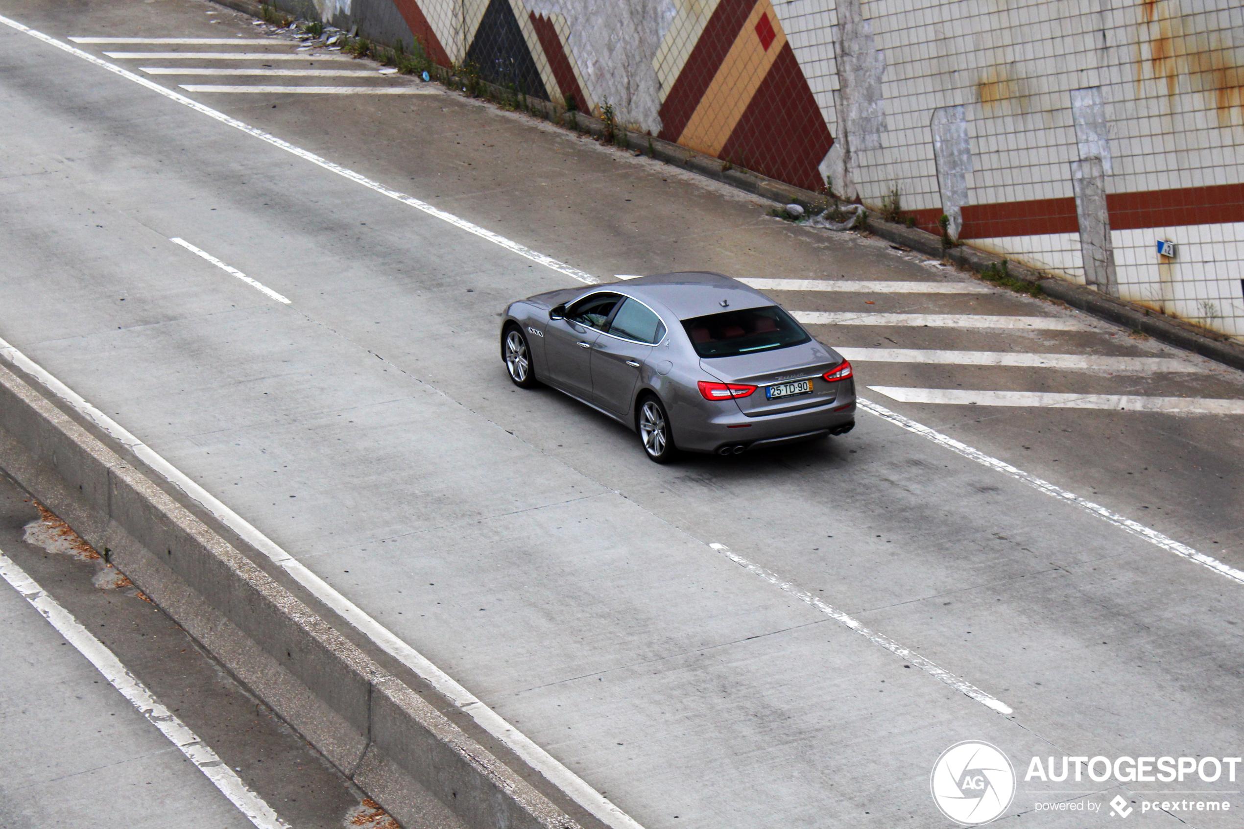 Maserati Quattroporte Diesel GranLusso - 19 June 2020 - Autogespot