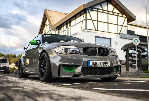 BMW 1 Series M Coupé Laptime-Performance