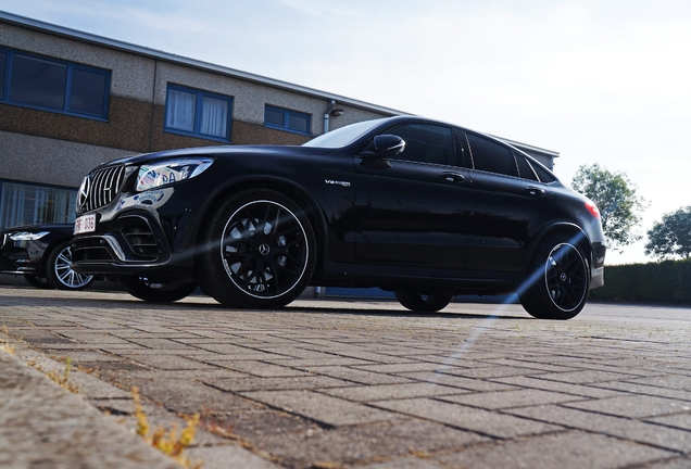 Mercedes-AMG GLC 63 Coupe C253 2018