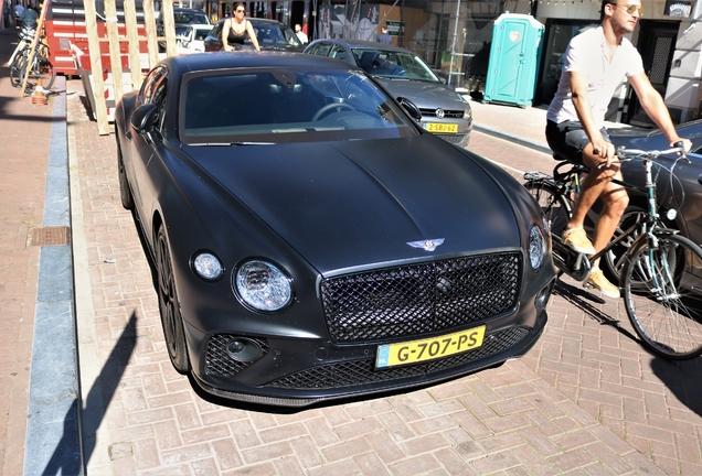 Bentley Continental GT 2018 Centenary Edition