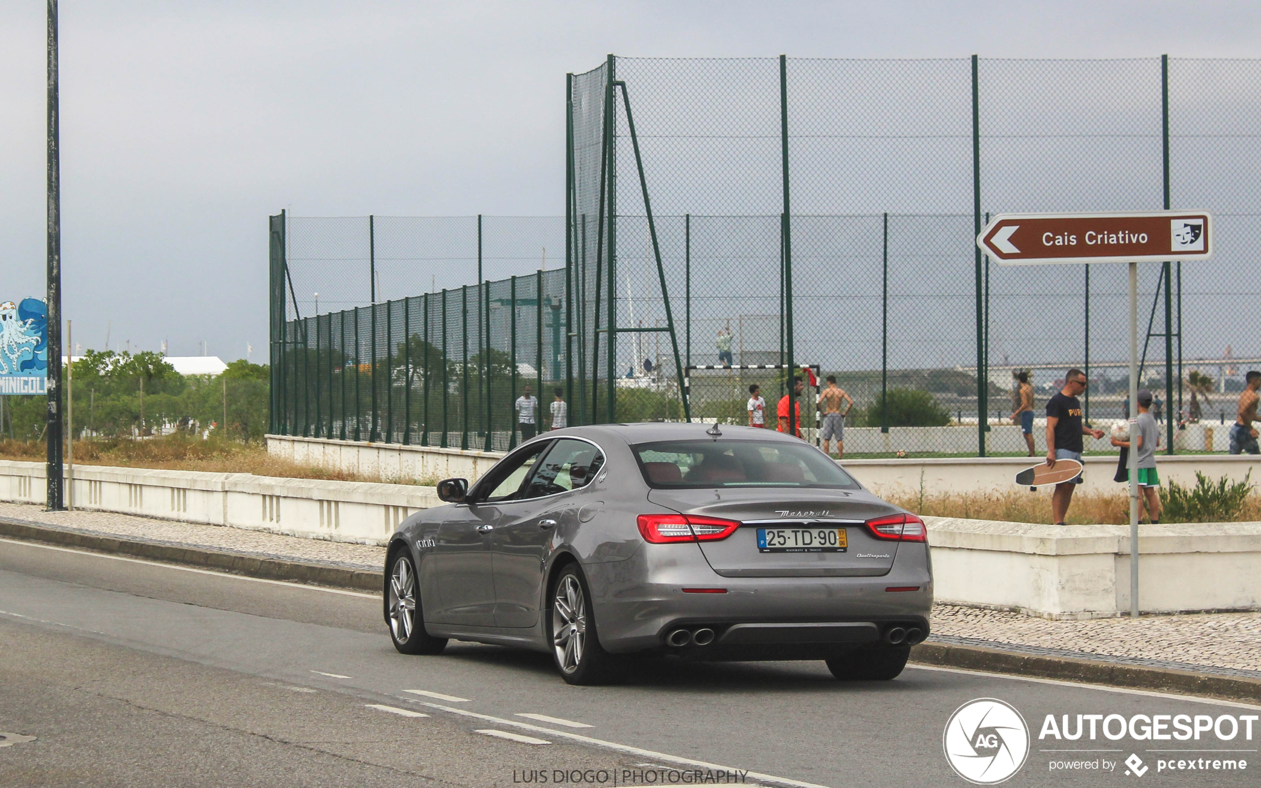 Maserati Quattroporte Diesel GranLusso - 24 juni 2020 - Autogespot