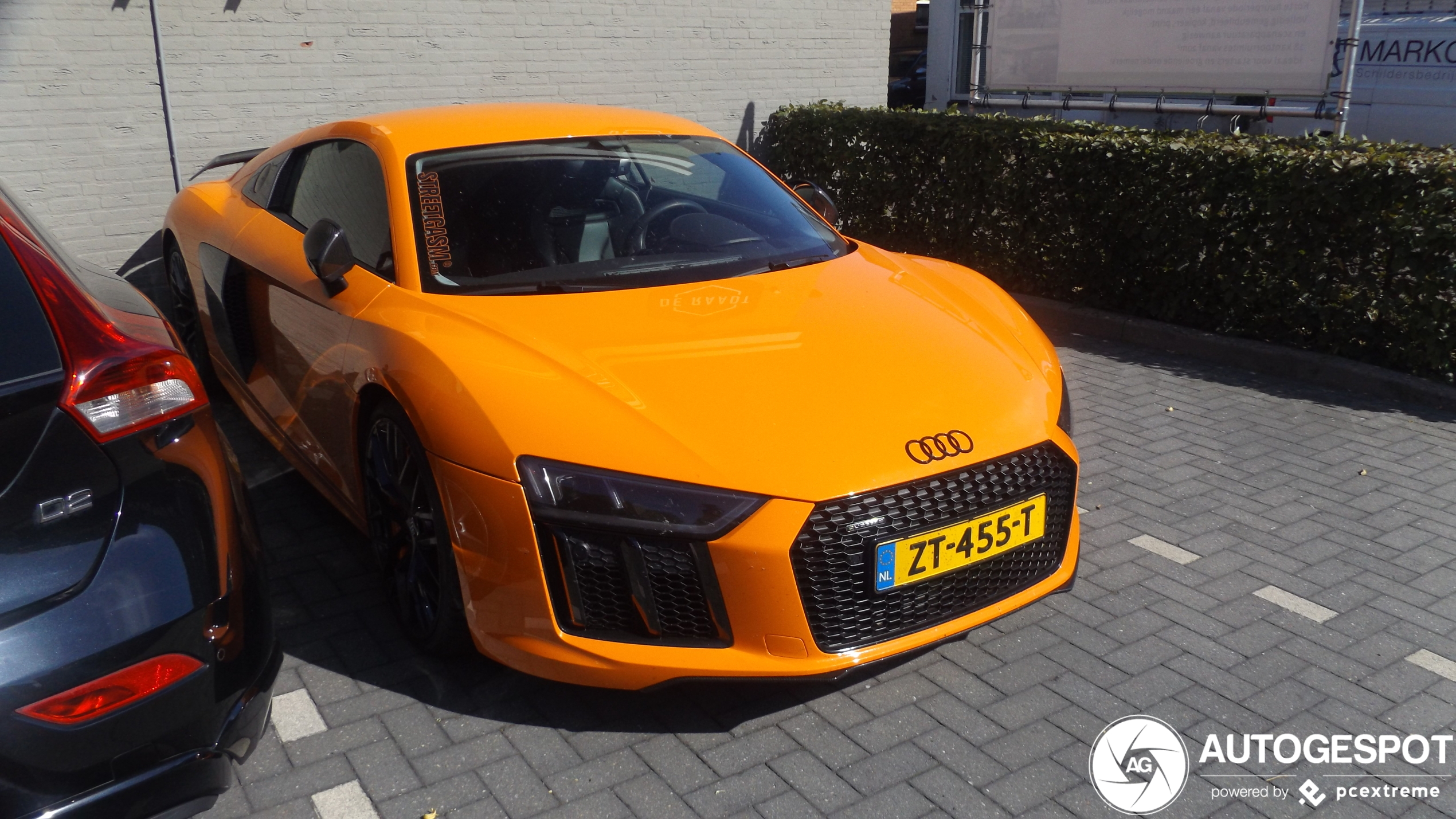 Audi R8 V10 Plus 2015 25 Junho 2020 Autogespot