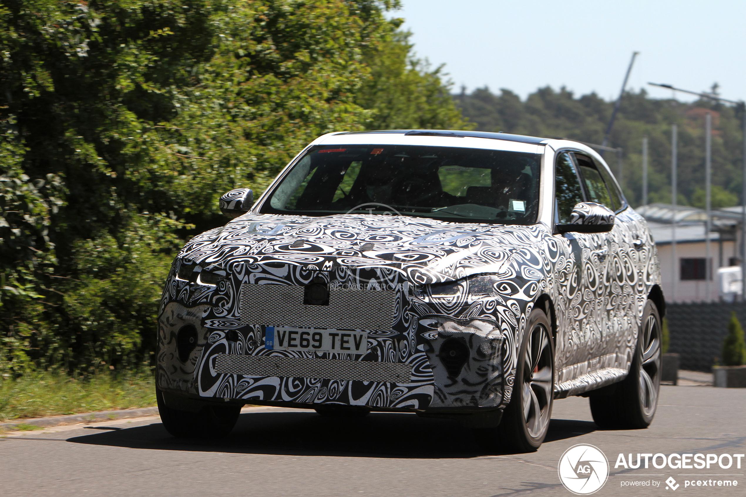 Jaguar F-Pace SVR 2021 - 25 juni 2020 - Autogespot