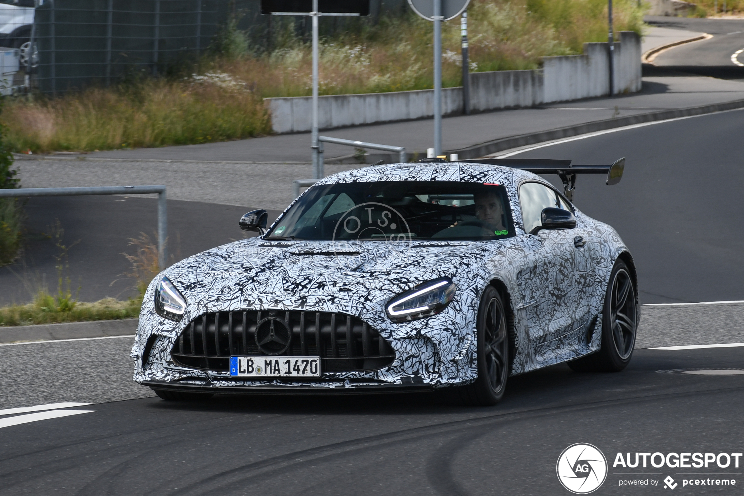2014 Mercedes-AMG GT 8