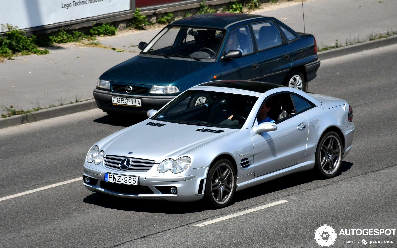 Mercedes-Benz SL 65 AMG R230 2006