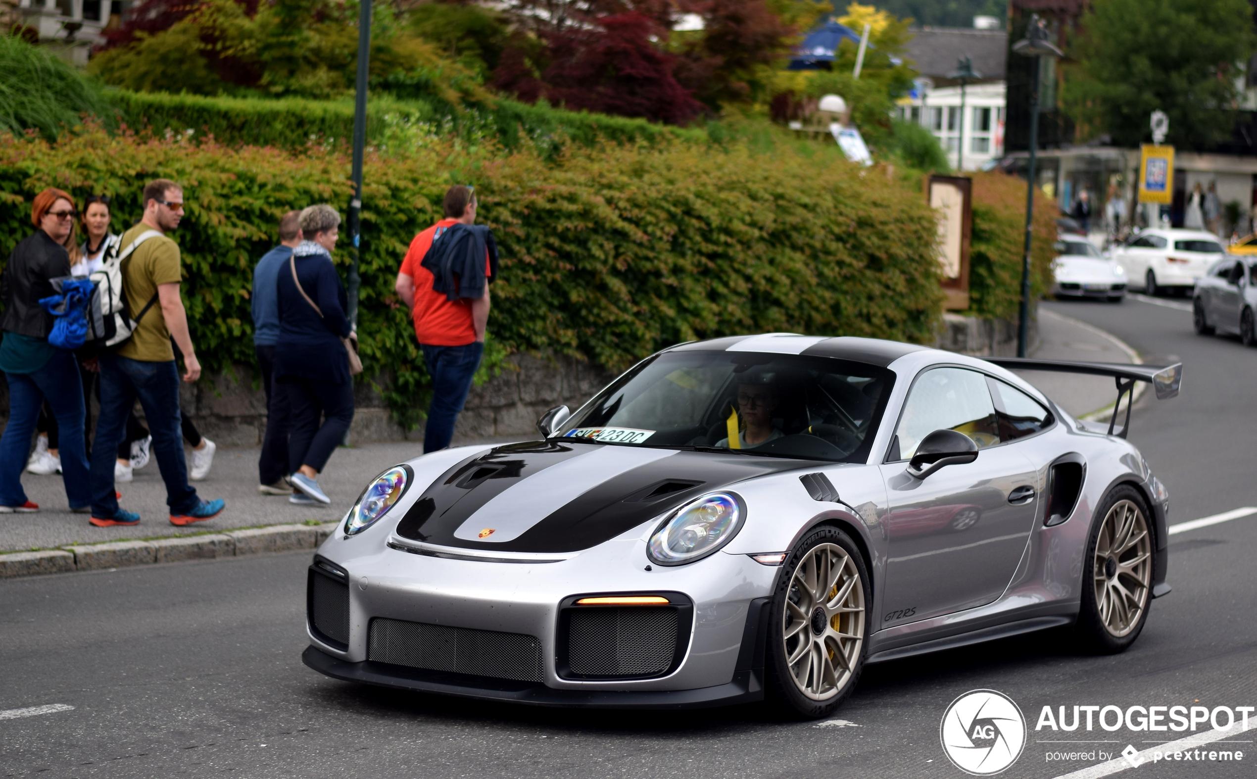 Porsche 997 GT2 RS - 13 June 2015 - Autogespot