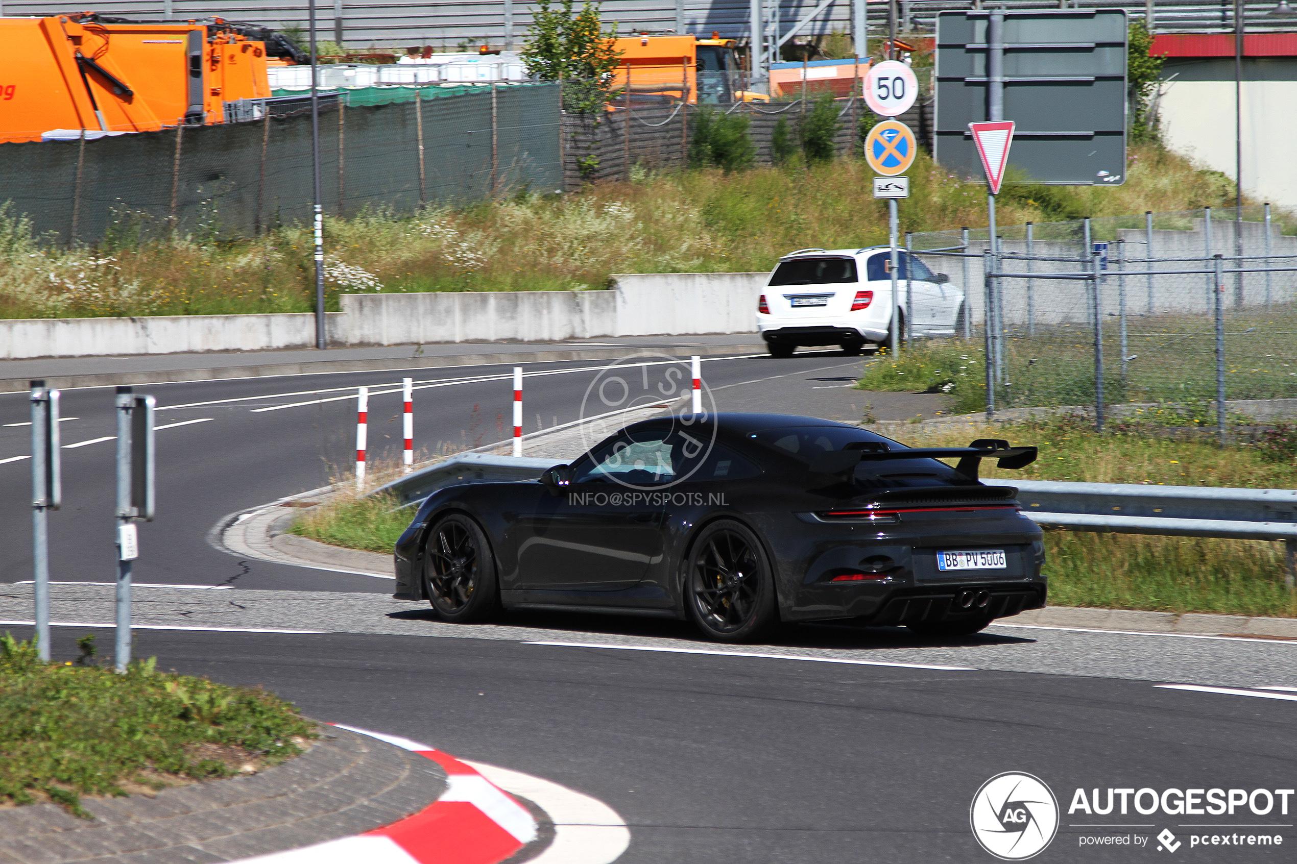 2019 Porsche 911 (992) 19