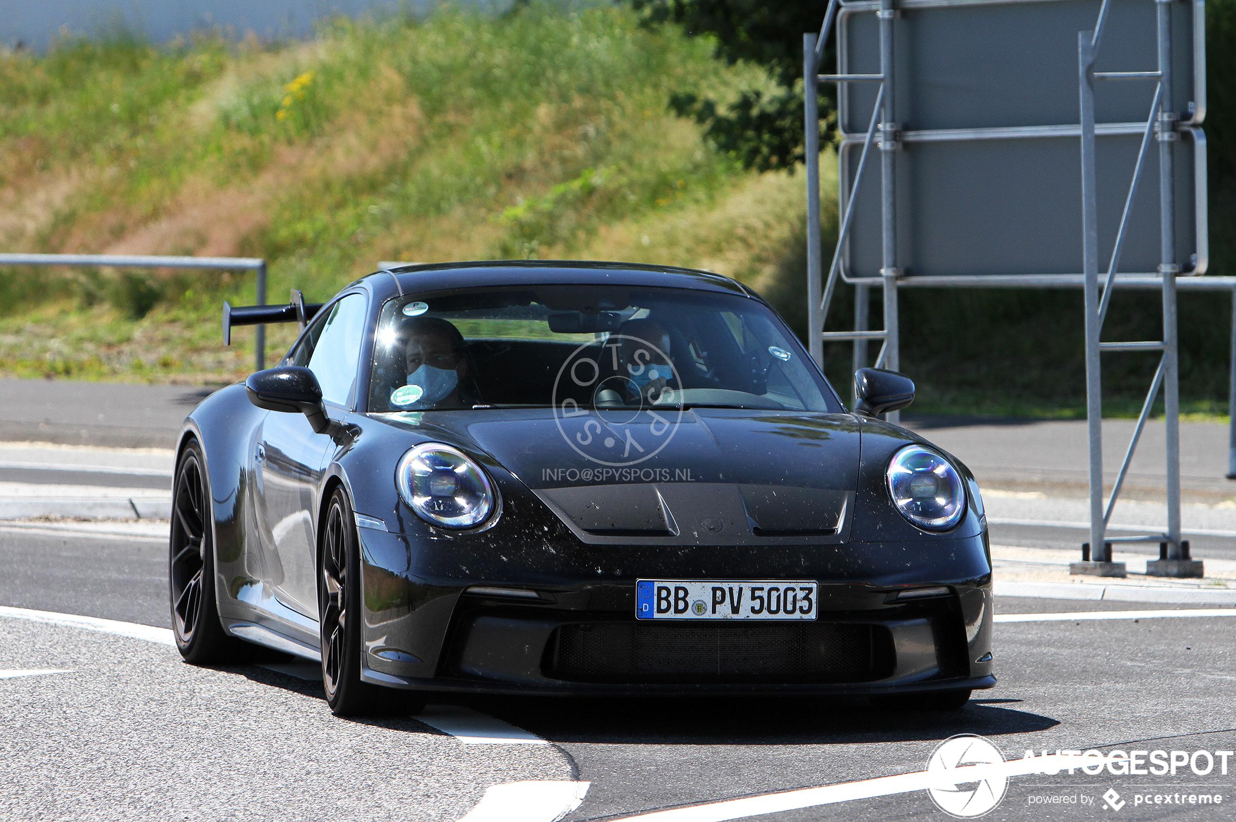 2019 Porsche 911 (992) 23