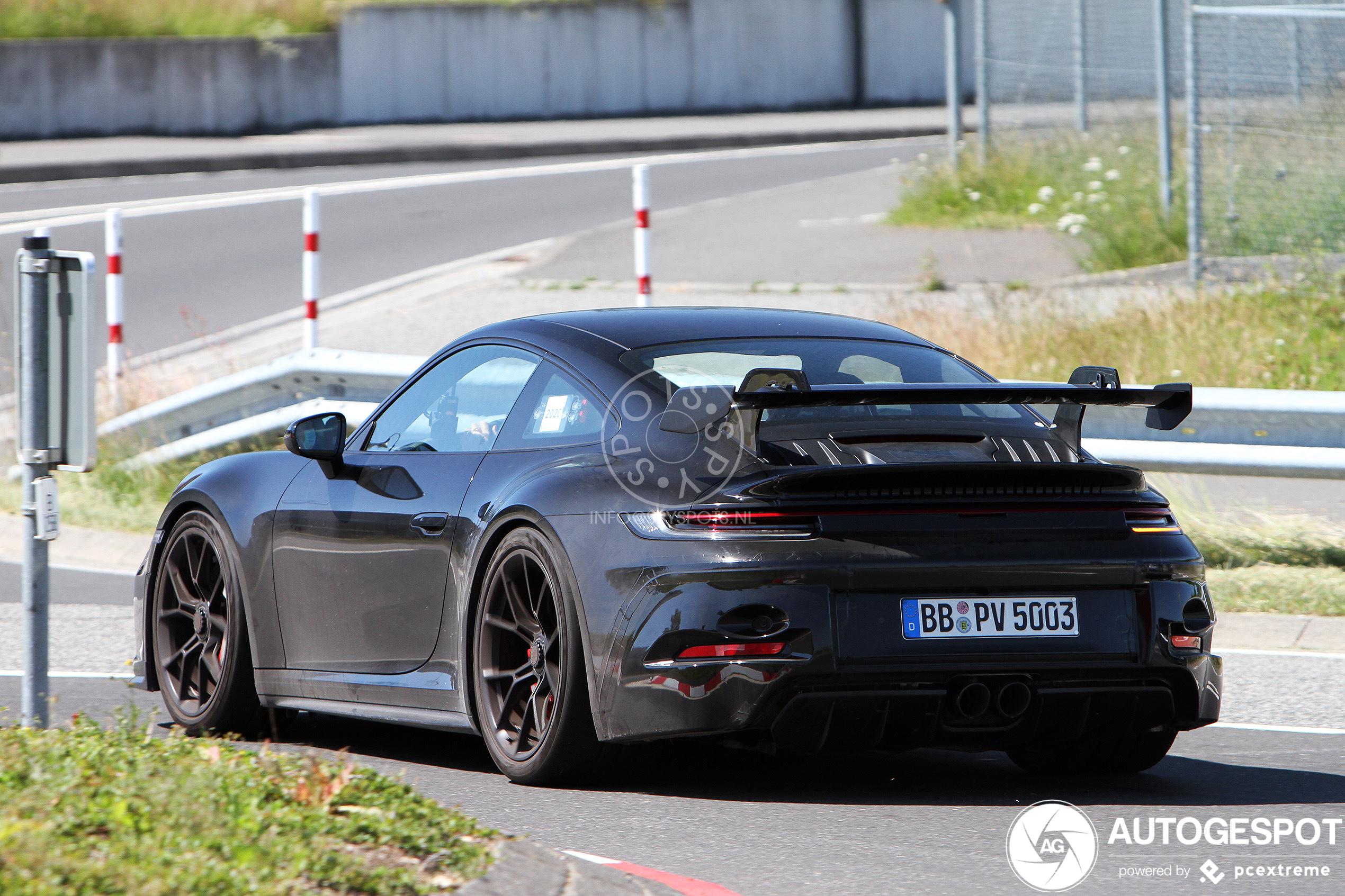 2019 Porsche 911 (992) 25