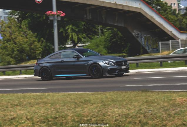 Mercedes-AMG C 63 S Coupé C205 PSM