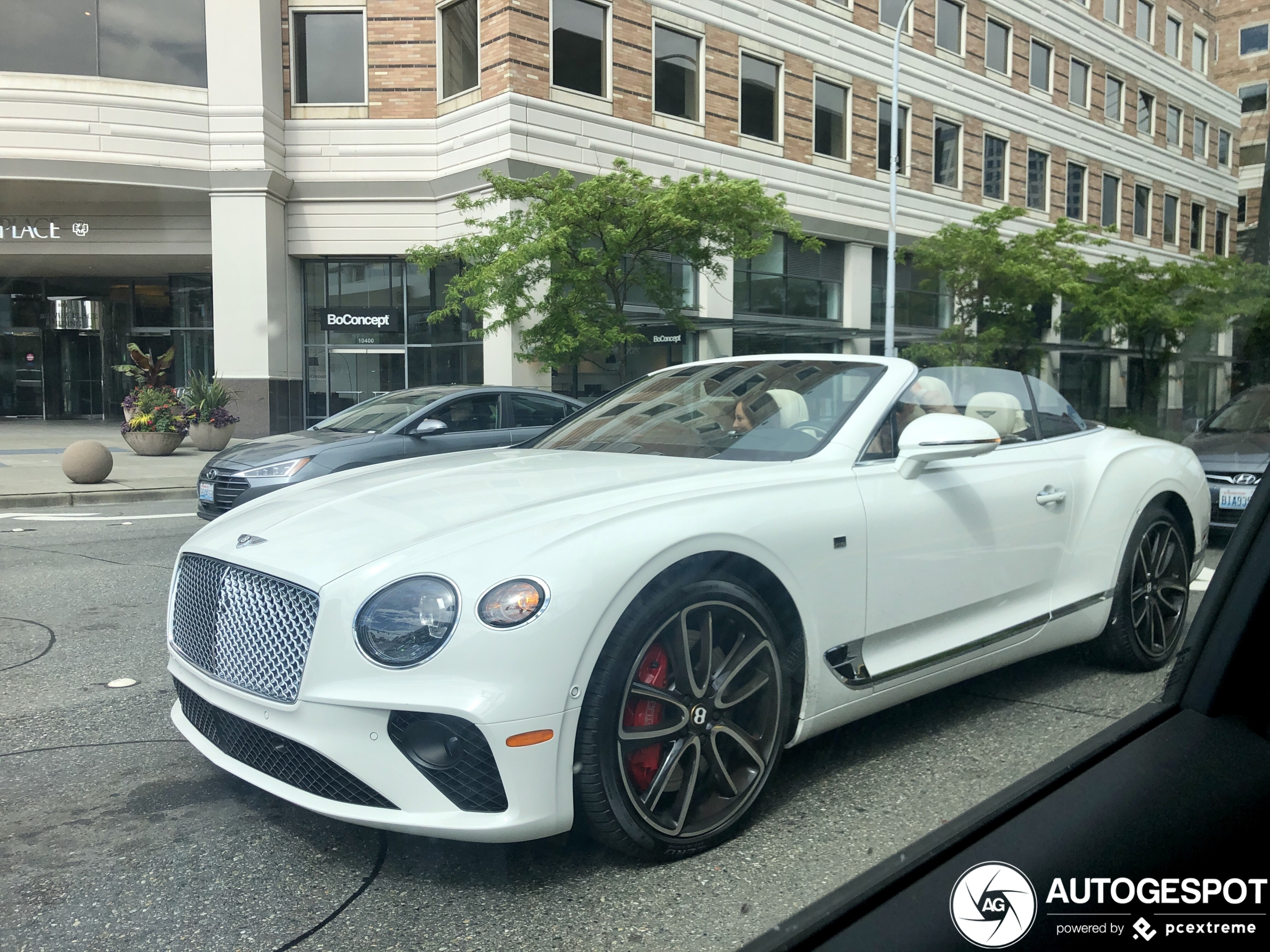 Bentley Continental Gtc V8 2020 First Edition 26 June 2020 Autogespot