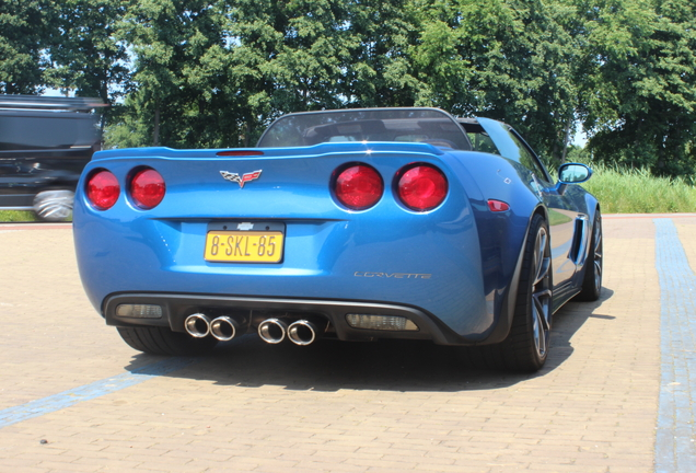 Chevrolet Corvette C6 Grand Sport Convertible 60th Anniversary Edition