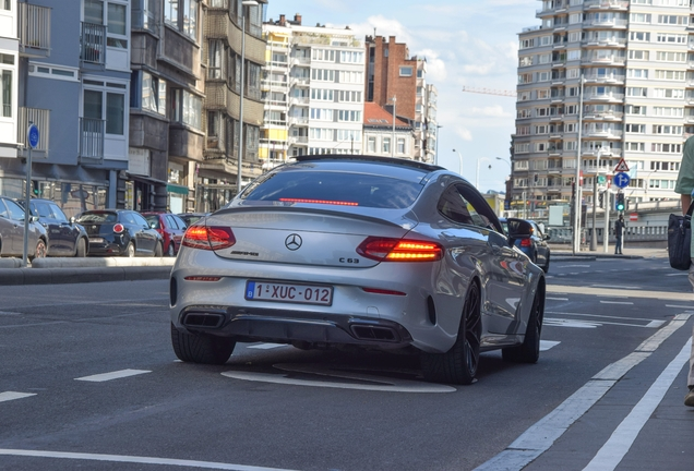 Mercedes-AMG C 63 Coupé C205