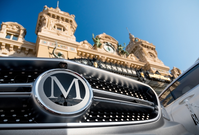 Mercedes-Benz Mansory S 63 AMG Coupé