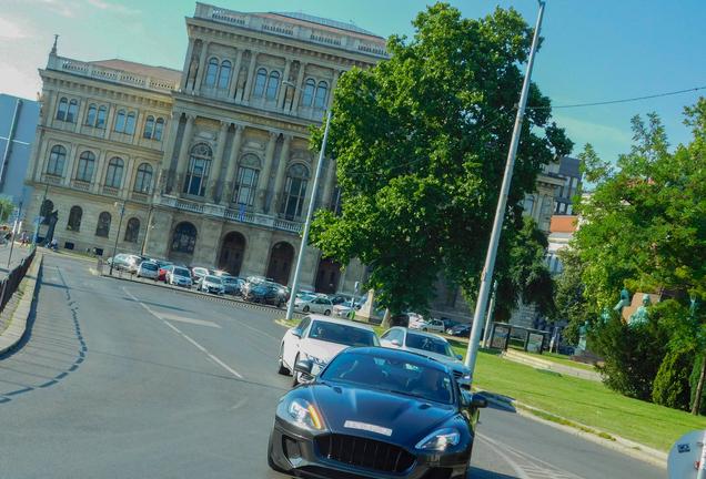 Aston Martin DB9 Kahn Vengeance