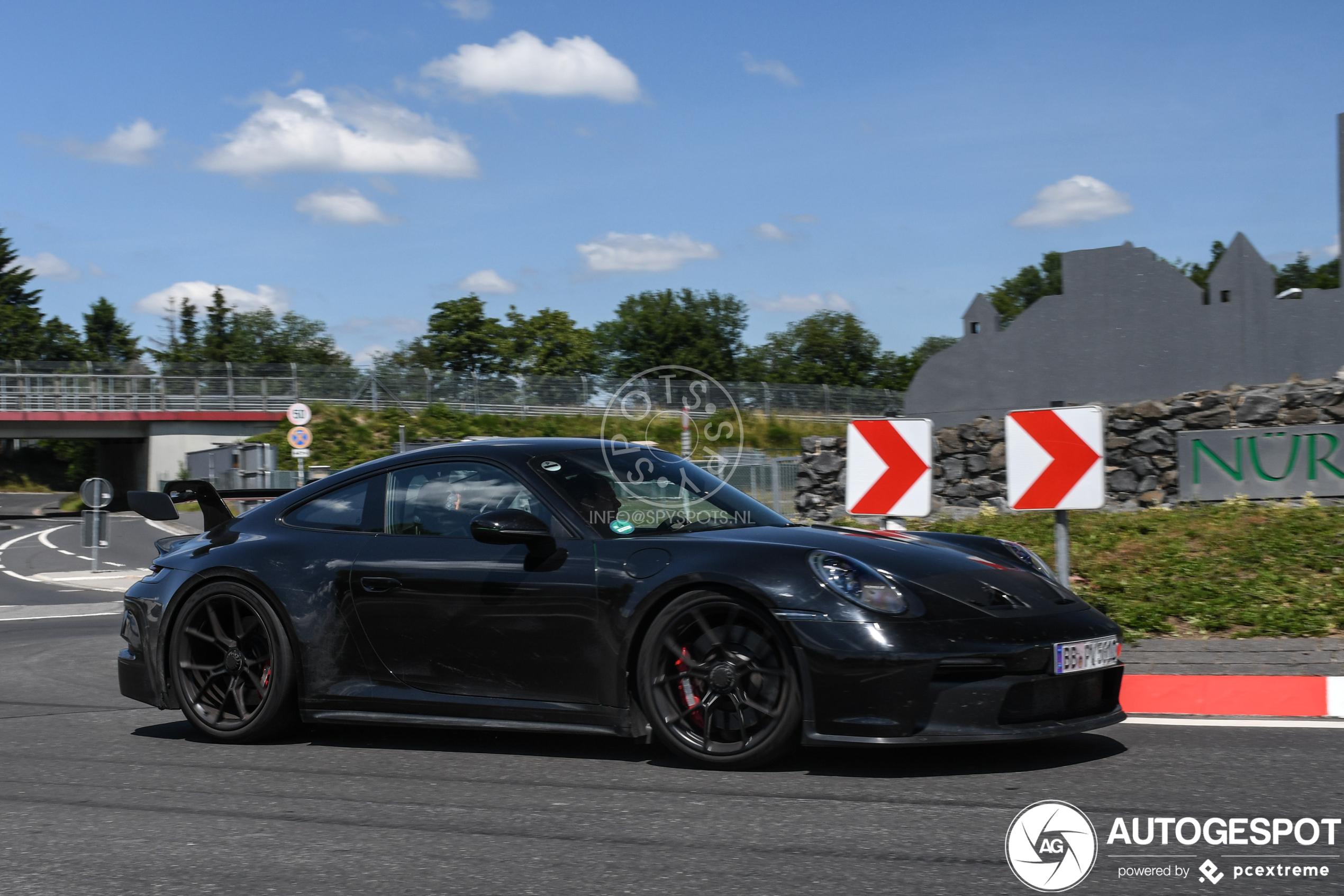 2019 Porsche 911 (992) 33