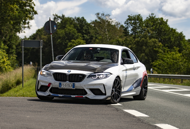 BMW M2 Coupé F87 2018 Competition M Performance Package