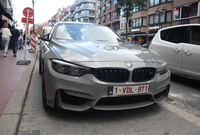 BMW M3 F80 Sedan 2017 Telesto Limited Edition