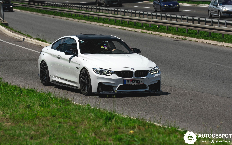 BMW M4 F82 Coupé Maxton Design